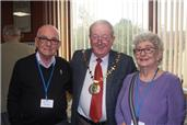 Celebrating Volunteering - The Mayor's event